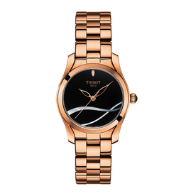 Tissot Tissot T-Wave II Rose PVD Ladies Watch