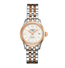 Tissot Tissot Le Locle Automatic Ladies Watch Two Tone