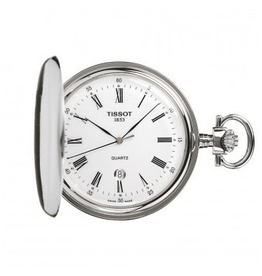 Tissot Tissot Savonnette Men's Quartz Pocket Watch