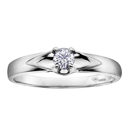 I am Canadian Brilliant-AM108W (0.14ct) Canadian