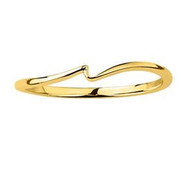 Matching Band Yellow Gold
