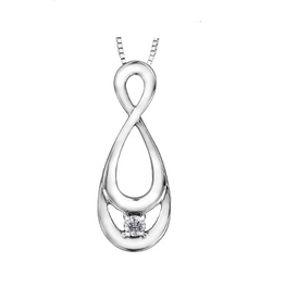 I am Canadian Infinity (0.06ct) Canadian