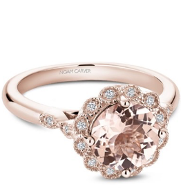 Noam Carver Noam Carver Morganite & Diamonds
