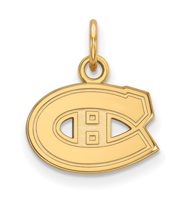 NHL Licensed Montreal Canadiens GP Pendant