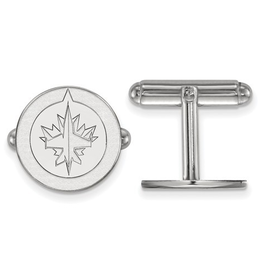 NHL Licensed Winnipeg Jets Cuff Links