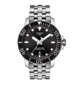 Tissot Tissot Seastar 1000 POWERMATIC 80 Mens Watch T1204071105100