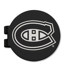 NHL Licensed NHL Licensed Montreal Canadiens Black Prevail Engraved Money Clip
