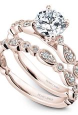 Noam Carver Noam Carver Matching Rose Gold Diamond Band to B204-01RM-100A
