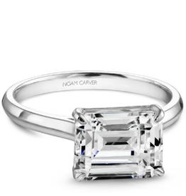 Bridal Mount 14K White Gold