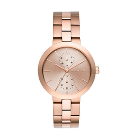 Michael Kors Michael Kors Garner Ladies Rose Tone Watch