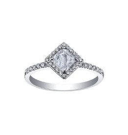 Maple Leaf Diamonds Rough Cut Canadian Diamond Ring (1.44ct)