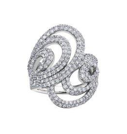 White Gold 1.00 Carat Diamond Ring