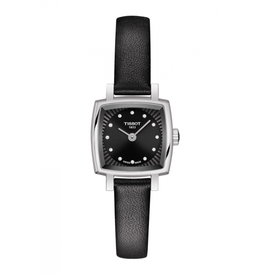 Tissot Tissot Lovely Ladies Square Watch T0581091605600