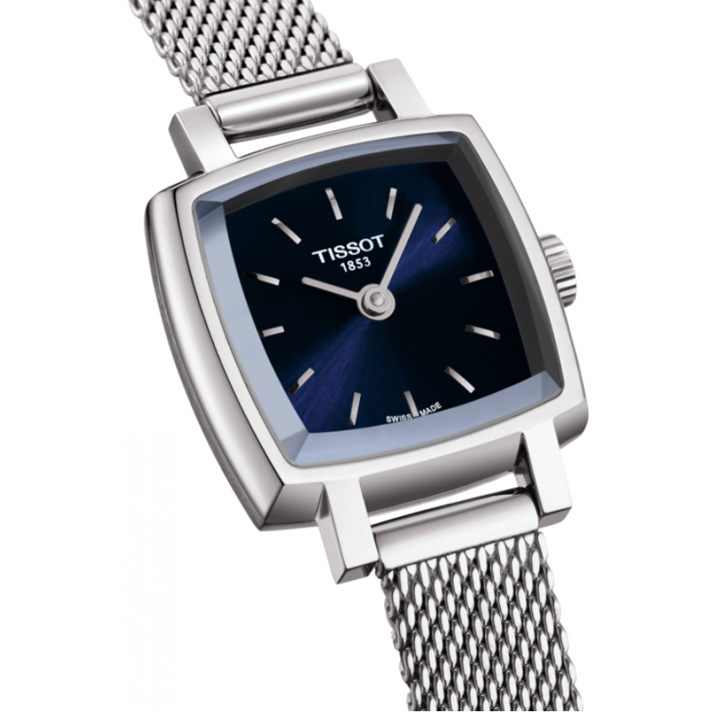 Tissot Tissot Lovely Ladies Square Watch T0581091104100