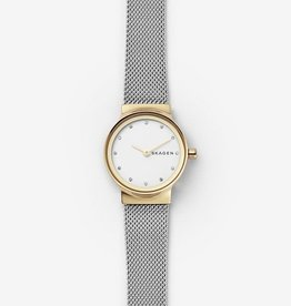 Skagen Skagen Freja Two-Tone Steel-Mesh Watch