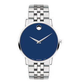 Movado Movado Museum Classic Mens Black Dial Watch