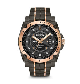 Bulova Bulova 98D149 Men's Precisionist Chronograph Watch