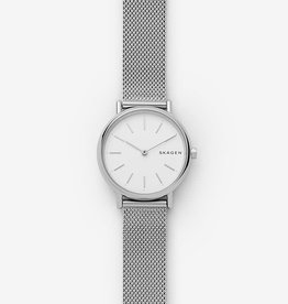 Skagen Skagen Signatur Slim Steel-Mesh Ladies Watch