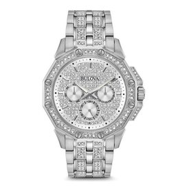 Bulova Bulova 96C134 Men's Crystal Watch