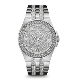Bulova Bulova 96B235 Men's Crystal Watch