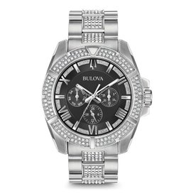 Bulova Bulova 96C126 Mens Crystal Watch