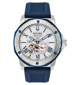 Bulova Bulova 98A225 Mens Marine Star Watch