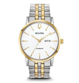 Bulova Bulova 98C130 Men's Classic Automatic Watch