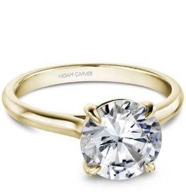 Noam Carver Noam Carver Bridal Yellow Gold Mount
