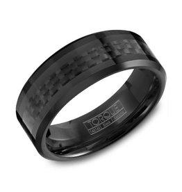 Torque Torque Black Ceramic (8mm) Carbon Fiber Band
