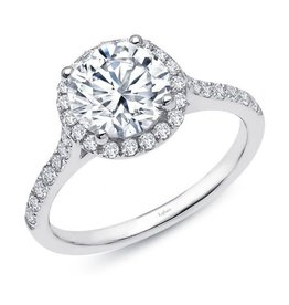 Lafonn Lafonn Halo Classic Simulated Diamond Ring