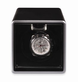 Rotations Black Metal Single Watch Winder