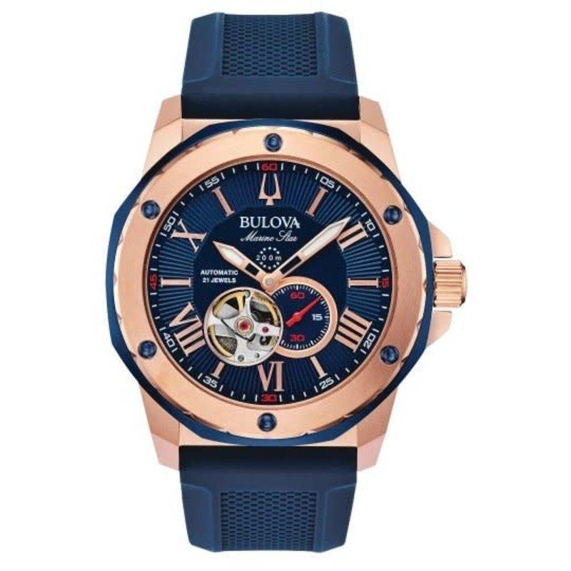Bulova Bulova 98A227 Mens Marine Star Watch
