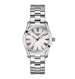 Tissot Tissot T-Wave Ladies Watch with Mother of Pearl Dial