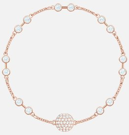 Swarovski Swarovski Remix Collection Carrier, White, Rose Gold Tone Plated Bracelet