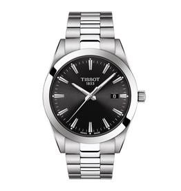 Tissot Tissot Gentleman Black Dial Watch