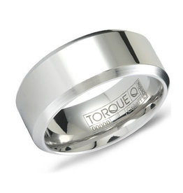Torque Torque 9mm High Polished Cobalt Band