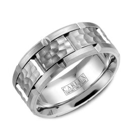 Carlex Carlex White Gold Luxury G1 mens Ring