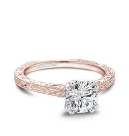 Noam Carver Noam Carver Rose Gold Filiagree Mount Ring