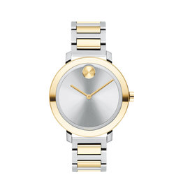 Movado Movado Ladies Bold Evolution Two Tone Watch