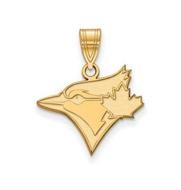 MLB Licensed MLB Licensed Toronto Blue Jays Medium 10K Yellow Gold Pendant