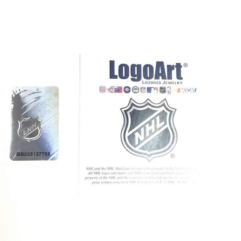 NHL Licensed NHL Licensed (Large) Maple Leafs Pendant 10K Yellow Gold