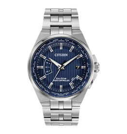 Citizen Citizen World Perpetual A-T Eco Drive Mens Watch