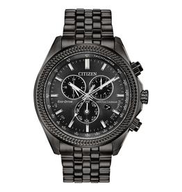Citizen Citizen Corso Eco-Drive Black Tone Chronograph Mens Watch