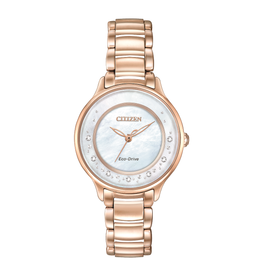 Citizen Citizen Ladies Circle of Time Eco Drive Mother of Pear Watch