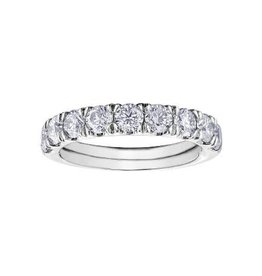 White Gold Diamond (1.50ct) Anniversary Band