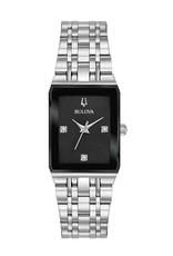 Bulova Bulova 96P202 Ladies Futura Diamond Dial Watch