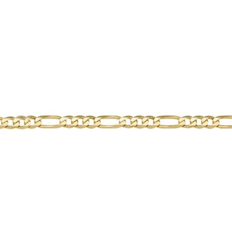 10K 3.9mm Yellow Gold (16 - 24in) Figaro Chains 3.9mm