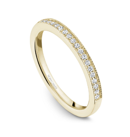Noam Carver Noam Carver Yellow Gold Diamond Wedding band - Custom