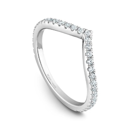 Noam Carver Noam Carver Stackable Diamond Band (0.36ct) 14K White Gold