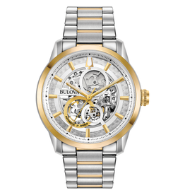 Bulova 98A214 Men's Classic Automatic Watch